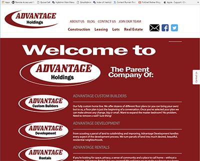 Web Design Portfolio Bdh Technology Cedar Rapids Marshalltown Iowa Ia